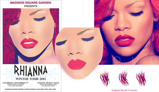 Concert Event Poster